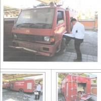 1 unit Truck + Attachment, Merk Mercedez Benz Tahun 1996 di Kota Denpasar (Sekda Kota Denpasar)