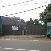 1 bidang tanah dengan total luas 2966 m<sup>2</sup> berikut bangunan di Kota Jakarta Timur