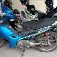 1 (satu) unit Suzuki DK 110 SD K6, No.Pol DD 4160 di Kota Makassar (KPP Makassar Selatan)