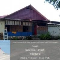 1 bidang tanah dengan total luas 857 m2 berikut bangunan di Kabupaten Buol ( PT. PNM Cab Palu) Lot.1