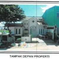 BNI BATAM - sebidang tanah luas 145 m2 berikut bangunan di Perumahan Taman BEPEDE Indah Blok A Nomor 11 Belian Batam