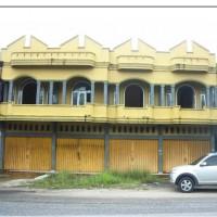 (Bank Mandiri RRCR Medan) 1 bidang tanah seluas 602 m2 berikut bangunan terletak di Jake, Kuantan Tengah, Kuantan Singingi