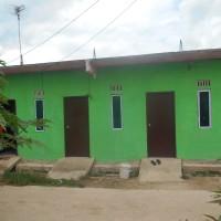 BPR Indobaru F - Sebidang tanah dengan total luas 112 m2 berikut bangunan di Perum Phoenix Garden Blok D No.1 di Kota Batam