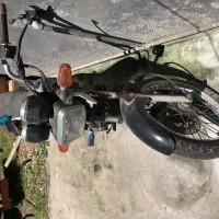 1. KPPBC Maumere - Yamaha RX 115 Special di Kabupaten Sikka