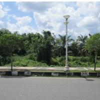 1 bidang tanah dengan total luas 1431 m2 di Kabupaten Rokan Hulu
