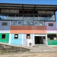 Tanah seluas 1695 m2 berikut bangunan, SHM No. 1088, 1201, 1087, dan 1330, di Kesiman Petilan, Denpasar Timur, Kota Denpasar (BCA Makassar)