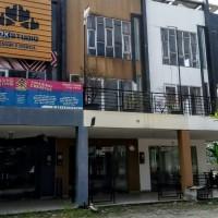 BTPN : 2 bidang tanah dengan total luas 136 m2 berikut bangunan di Komp. Ruko Bintaro 8, Jl. Jombang Raya, Kota Tangerang Selatan