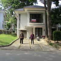 BANK JATIM - sebidang tanah luas 287 m2 berikut bangunan di Komplek Perumahan Villa Panbil Blok G Nomor 12 A, Muka Kuning Batam