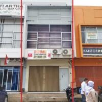 BNI PADANG - sebidang tanah luas 81 m2 berikut bangunan di Komplek Ruko Purimas 2 Blok B Nomor 17 Teluk Tering Batam