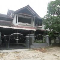 BNI PADANG - sebidang tanah luas 280 m2 berikut bangunan di Komplek Tiban II Blok C II Nomor 30 Patam Lestari Sekupang Batam