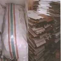1 (satu) paket surat suara, bilik suara, dan kotak suara berbahan kardus pada pemilu 2019 milik kantor KPU Kab. Buton Tengah