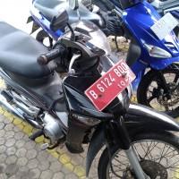 KPP Grogol 5 : Motor Honda Supra X, tahun 2006, nomor polisi B 6124 BQQ.