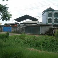 [Mandiri RRCR] ULANG-1. Sebidang tanah dengan luas 1165 m2 berikut bangunan SHM No. 00521 di Jl. Soekarno-Hatta No. 19 Palembang