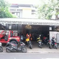Tanah seluas 230 m2 berikut bangunan, SHM No. 4349, di Kelurahan Kerobokan Kaja, Kuta Utara, Kabupaten Badung (TL BPR Legian (DL))
