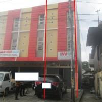 [Mandiri RRCR] ULANG-2. Sebidang tanah dengan luas 129 m2 berikut bangunan SHGB No.12 di Jl. Datuk M Akib Palembang