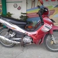 1. KANTAH NISEL - 1 (satu) unit sepeda motor Merk/Type: Yamaha/2P2 Jupiter Z 110CC, Tahun 2007, kondisi rusak berat, BPKB Tidak ada