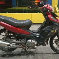 KPP Grogol 6 : Suzuki Shogun FL 125 RCD di Kota Jakarta Barat