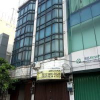 BCA  :1 bidang tanah di  Jl. Enggano luas 89 m2 berikut bangunan di Kota Jakarta Utara
