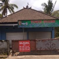 1 bidang tanah dengan SHM 1067 luas 375 m2 berikut bangunan di Kabupaten Tabanan (BPR Luhur Langgeng)