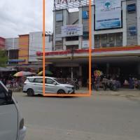 PT Bank Permata Tbk, 1 bidang tanah dengan total luas 66 m2 berikut bangunan di Kota Palu
