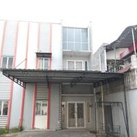 BNI RR Padang-Tanah & bangunan, luas 90 m2, SHM 673, di Komplek Dagang Square No.15, Jl. Dagang, Kampung Tengah, Sukajadi, Pekanbaru