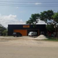 BRI Tgr (26/1) - 1 bidang tanah dengan total luas 2399 m2, SHM No. 101, berikut bangunan di Kabupaten Kutai Kartanegara