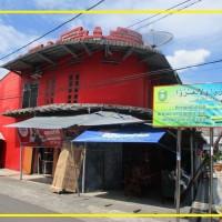 (BNI Kanwil Mks) tanah SHM No.245, Luas 166 m2, berikut bangunan, Jl. Lasinrang, Kel. Kp. Pisang, Kec. Soreang, Kota Parepare