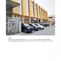 3 bidang tanah dengan total luas 2193 m<sup>2</sup> berikut bangunan di Kota Jakarta Utara