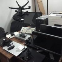 Ditjen PPI : Satu Paket Inventaris Kantor Dengan Kondisi Rusak Berat