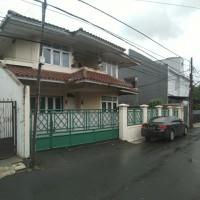 HASJRAT MULTIFINANCE : Tanah 538 m2 & bangunan di Jl. Jatimurni Dalam No.8A, Jatipadang, Pasar Minggu, Jakarta Selatan