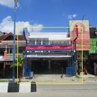 BRI Smd 2 (27/01) - Sebidang tanah dengan luas 120 m2 berikut bangunan, SHM No. 2210, di Kel. AIr Hitam, Samarinda Ulu, Samarinda