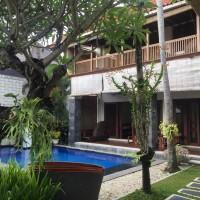 Tanah seluas 600 m2 berikut bangunan, SHM No. 11319, di Kelurahan Kerobokan, Kuta Utara, Kabupaten Badung (BJB KC Hasyim Ashari)