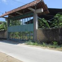BRI Kanwil Yogya - 1 bidang tanah dengan total luas 1580 m2 berikut bangunan SHM 1331, di Desa Karungan, Kec. Plupuh, Kab. Sragen