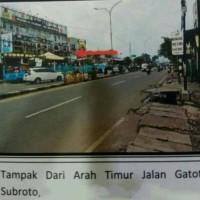 Intidana : 1 bidang tanah dengan total luas 88 m2 berikut bangunan di Kota Tangerang