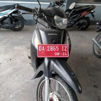 Motor Honda/NF100L Supra Fit di Kabupaten Hulu Sungai Utara