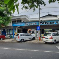 Bank Permata - 1 bidang tanah dengan total luas 1677 m2 berikut bangunan di Kota Blitar