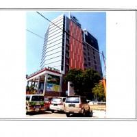 PT. Bank Panin: 1 bidang tanah dengan total luas 714 m2 berikut bangunan, SHM No. 20105, di Kota Makassar