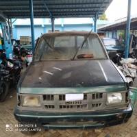 (03-03) BKKBN Lot 2: MINI BUS ISUZU PANTHER B1767JQ di Kota Jakarta Timur Kondisi SCRAP, STNK Hilang