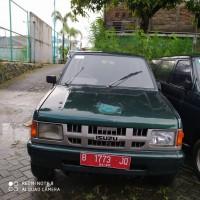 (03-03) BKKBN Lot 3: MINI BUS ISUZU PANTHER B1773JQ di Kota Jakarta Timur