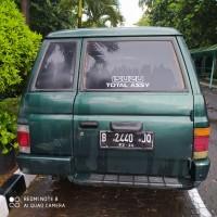 (03-03) BKKBN Lot 4: MINI BUS ISUZU PANTHER B2440JQ di Kota Jakarta Timur
