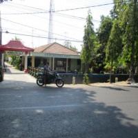 1 bidang tanah dengan total luas 225 m2 berikut bangunan di Kabupaten Jombang