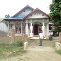 PNM: Lot 2: 1 bidang tanah dan bangunan seluas 707 m2 di Kab. Buol Prov. Sulteng