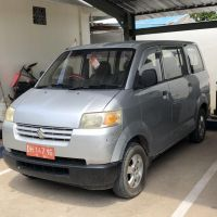BC Atambua - Mobil Suzuki APV di Kabupaten Belu