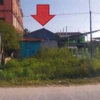PT. BCA Pku - 1 bidang tanah dengan total luas 567 m2 SHM 803 berikut bangunan di Kota D U M A I