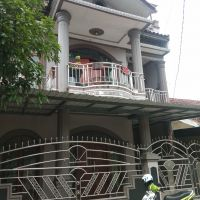 BPR Dana Mandiri - Tanah seluas 123 m2 dan bangunannya di Komplek Damai Indah Blok E No.18, Titi Kuning, Kec. Medan Johor, Kota Medan