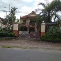 BRI Kediri - 1 bidang tanah dengan total luas 1052 m2 berikut bangunan di Kabupaten Kediri