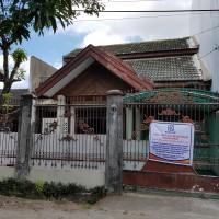 1 bidang tanah dengan total luas 119 m2 berikut bangunan di Kota Makassar, SHM 20215 (BRI Panakukkang)