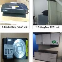 BPR G Royong: 1 (satu) Paket barang Inventaris Kantor di Kabupaten Subang