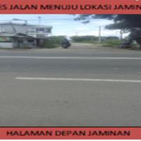 Sebidang tanah seluas 704 m2 berikut bangunan di Kelurahan Kibin, Kecamatan Kibin,  Kabupaten Serang (KSP Sahabat Mitra Sejati)