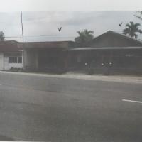 BRI Perawang - 1 bidang tanah dengan total luas 143 m2 berikut bangunan di Kabupaten S I A K